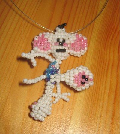 Diddl en perles Diddl2